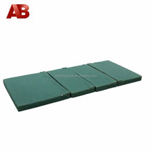 double crank fold up bed mattress / medical cushion