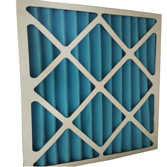 G3 Pleated Paper Frame Air Filter
