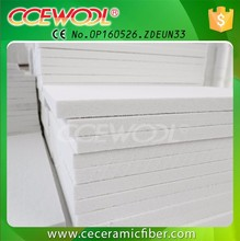 CCEWOOL ISO quality management alumina ceramic board