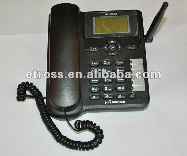 HUAWEI Original Fixed Wireless Phone,support 2G & 3G (ETS6630) for home use