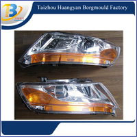 Hot China Products Wholesale Injection Plastic Auto Front Bumper Mould
