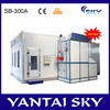 Made in China CE certificate Spray Booth spray tan booth dispensing booth design for pharmaceutical
