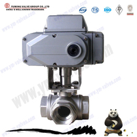 Professional China Manufacture of Electrical Control Ball Valve
