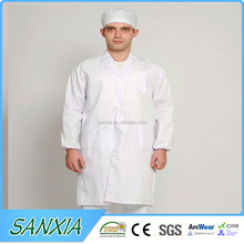 2015 food factory 100% cotton smock