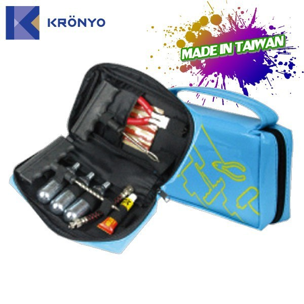 KRONYO auto equipment can you repair run flat tire leak sealant