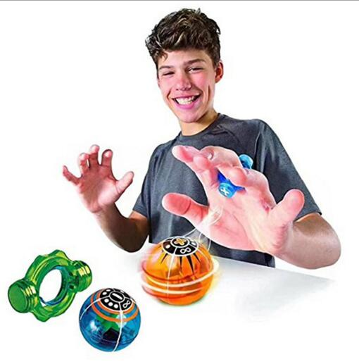 Finger decompression magic induction magnetic ball children creative <strong>toys</strong>