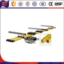 Electric Hoist/Crane Conductor System Copper Bus Bar
