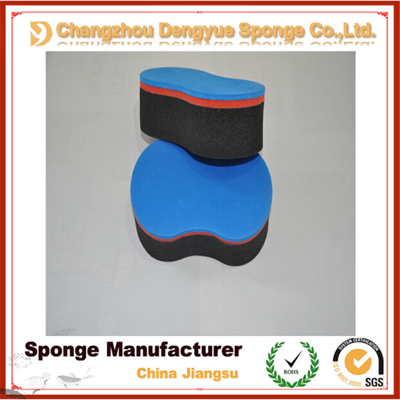 Engraved Logo Hair Curling Sponge With Competitive Price