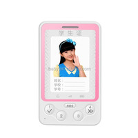 2015 factory direct hot sales cheap china kids GPS feature phone Single card mobile phone