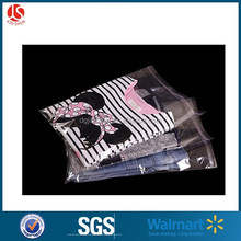 Clothing Packing Plastic Self-adhesive Clear OPP Bags
