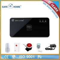 Factory Offers High Quality Antitheft Alarm System Home Wholesale in China