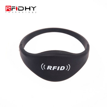 HYWGJ05 High Quality Writable and Printable RFID MIFARE Wristband