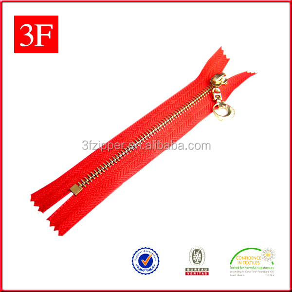 Rhinestone Zippers Parts for Suitcases