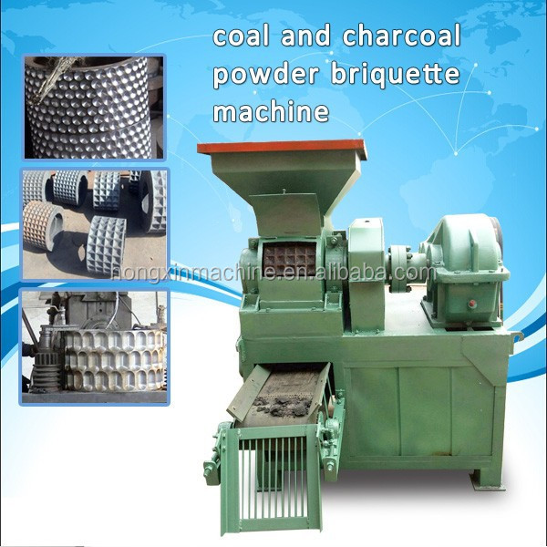 Pillow shape coal and charcoal powder briquette machine/coal briquette machine/charcoal machine 0086 15238020669