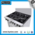CSA certificate gas range with oven