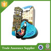 Venice Gondola Italy High Quality Resin 3D Fridge Magnet