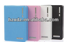 Mobile Power Bank 12000mAh portable power source,Priced direct selling 2014 most popular models,The wallet appearance