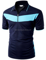 Vheap custom Anti-Wrinkle fit body polo shirt men