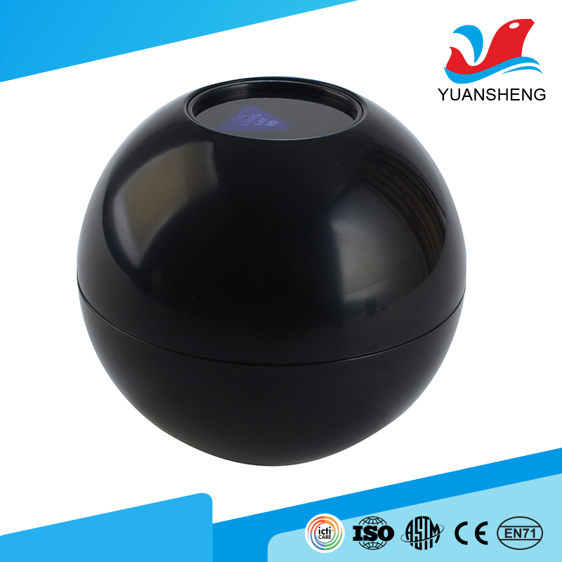 wholesale gift items custom toy magic answer 8 plastic ball for kids adult