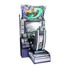 Arcade games car race,racing game machine initial d arcade machine