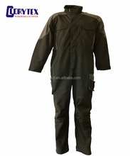 2017 New Fashion High Quality Protective Clothes Working Coverall