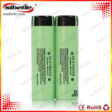 ncr18650 protected New 18650 3400mAh battery lithium-ion rechargeable battery