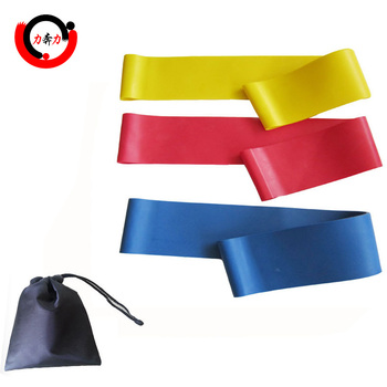 Rubber Elastic Loop Band Set Fitness