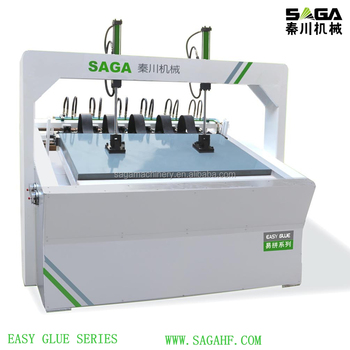 Small Size RF Edge Gluing Machine From SAGA(SP15-SA)