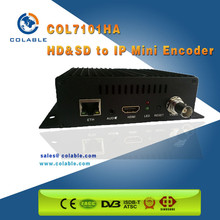 H.265 http rtmp encoder, complete iptv solutions for customized live TV packages and video on demand