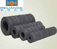 BULK PRODUCTION Mn-Zn Ferrite Ring Magnet IN welding steel tube