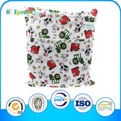 fashion baby wet clothes bag