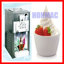 Soft sweet ice cream making machine