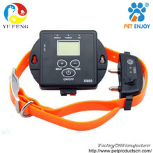In-Ground Electric wireless Pet Dog Fence Collar System Expandable temporary Pet x800