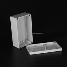 custom ip66 waterproof abs plastic box for electronics device case