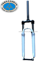 wholesale steel alloy mountain bike front fork made by chinese factory 20 years experience
