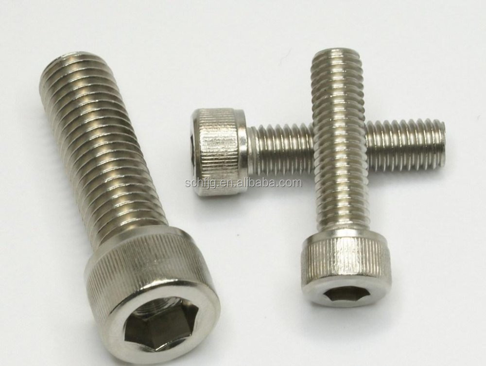 Factory Direct Low Price High Quality Hexagon Socket Head Bolt in Southwest of China