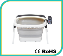 Foldable Electronic Foot Spa Sink/Foot Spa Machine/wholesale foot spa