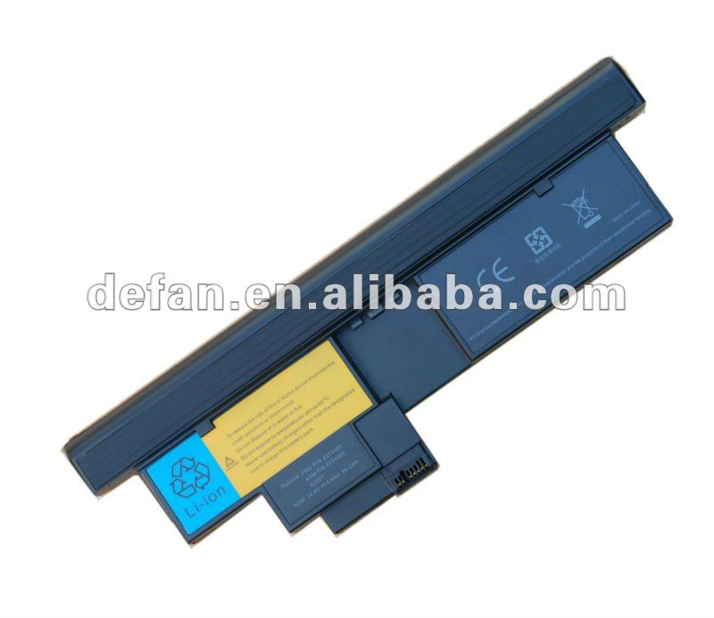 14.8V 4400mah Laptop Battery for IBM ThinkPad X200 Tablet series