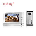 Shenzhenmanufacturer ACTOP wired video door phone system