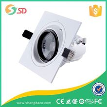 With Cooling Fan, led Chip High Power E27 LED Light Housing 30W COB LED Downlight