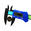 "150mm 6"" Carbon Fiber Composite Digital Caliper,high quality, very competitive price! CE,ROSH certification!"