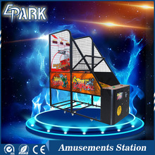 Commercial Coin Operated Basketball Hoop Arcade Game Machine