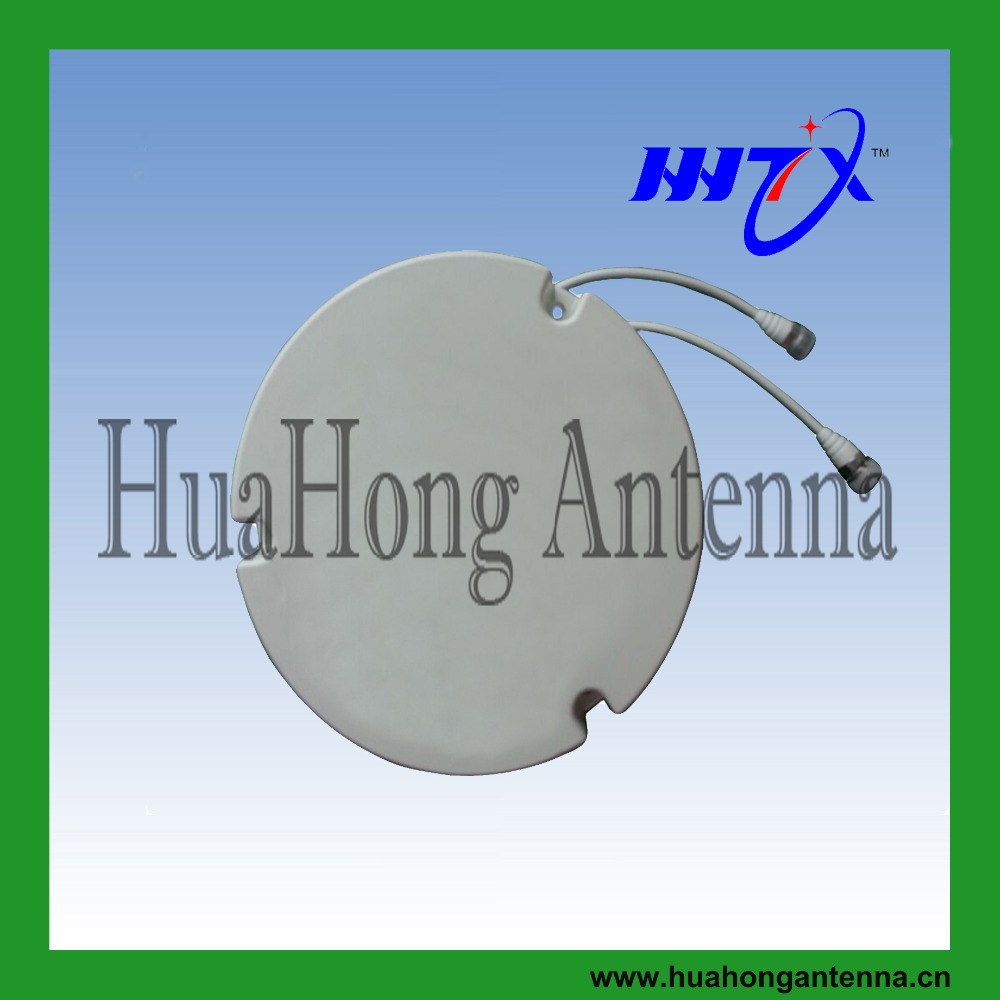 factory supplier 4G LTE wideband Low PIM DAS MIMO Ceiling Antenna