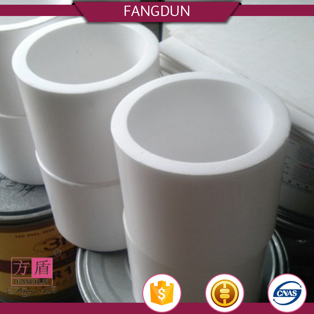 China cheap ptfe corrugated tube