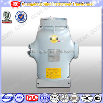 Gas SF6 Insulation Small High Voltage 10kVA Single Phase Transformer