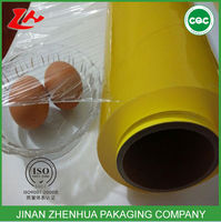 asia hot sell xin nan ya Wrap Food Fresh Wrap pvc film