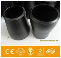 carbon steel seamless conc&ecc pipe fitting reducer