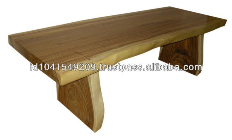 suar bois table manger table en bois id de produit 159960322. Black Bedroom Furniture Sets. Home Design Ideas