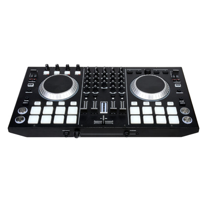dj mixer controller with mixer and cd player , 4-Channel dj controller