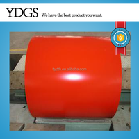 Hot selling cold rolled steel coil en10346 dx51d prepainted galvanized steel coil with great price